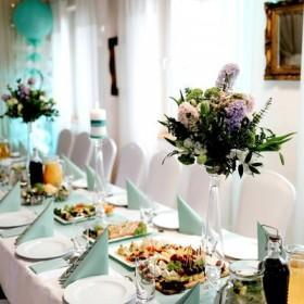 wesele-dekoracje-catering-1 - wesela - bankietowa strzelnica