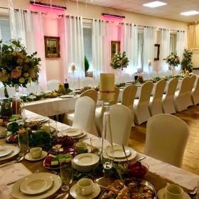 wesele-dekoracje-catering-10 - wesela - bankietowa strzelnica
