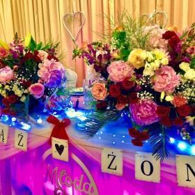 wesele-dekoracje-catering-11 - wesela - bankietowa strzelnica