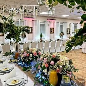 wesele-dekoracje-catering-9 - wesela - bankietowa strzelnica