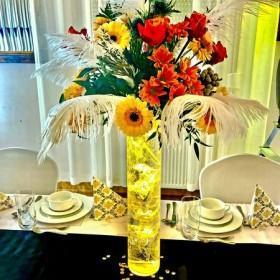 przyjecie-dekoracje-catering-18 - przyjecia - bankietowa strzelnica